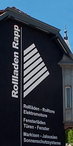 Logo Rollladen Rapp