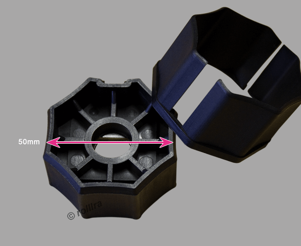 Rohrmotor MAXI 60mm 10NM