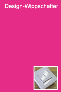 Design-Wippschalter