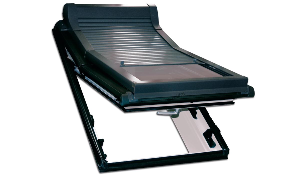 Geschäft bestbewertet bieten Rabatte Dachfenster Rollladen für Velux-Fenster auf rolllra.de kaufen.
