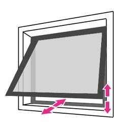 Rahmenklemme mit Montageträger