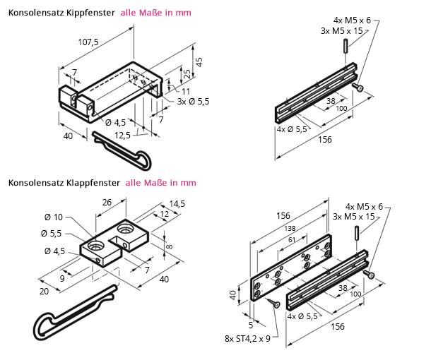 Fensterantrieb Micro XL