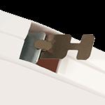 Gurtwickler Aufputz mini gog418