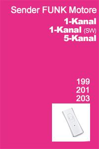 Handsender 1-Kanal