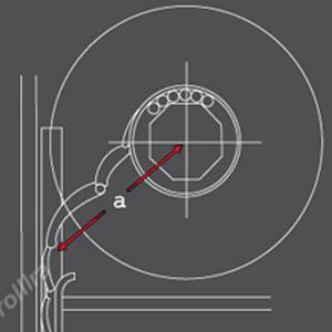 Grafik Wellenverbinder