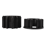 Adapter Rundwelle 70mm