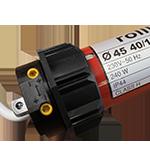 Rohrmotor MAXI 60mm 40NM Bild 02