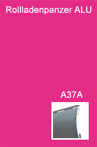 Rollladenpanzer ALU A37A
