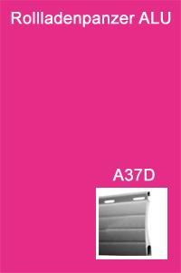 Rollladenpanzer ALU A37D