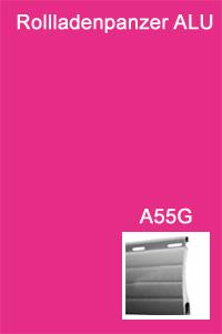 Rollladenpanzer ALU A55G