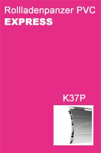 Rollladenpanzer PVC K37P Express