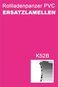 Rollladenpanzer PVC K52B