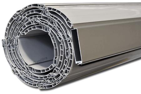 Rollladenpanzer PVC K52B Express