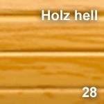 Farbe Holz hell