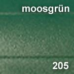 Farbe moosgrün
