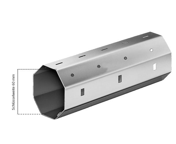 Maße Stahlwelle 10510
