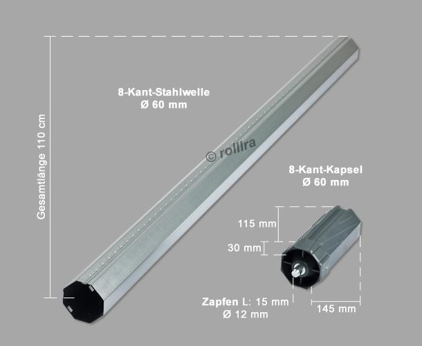 Stahlwellen-Set 1