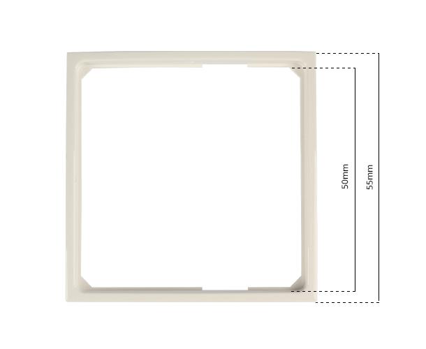Zwischenrahmen 50x50