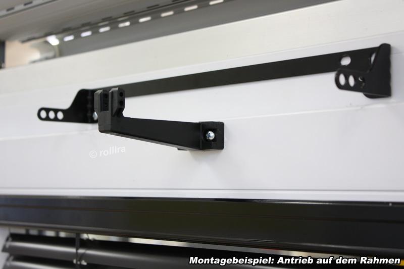 wei/ß Fenster/öffner Linea Micro KIT mit Doppelkette