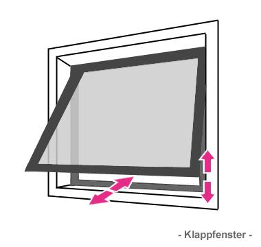 Fensteröffner Klappfenster